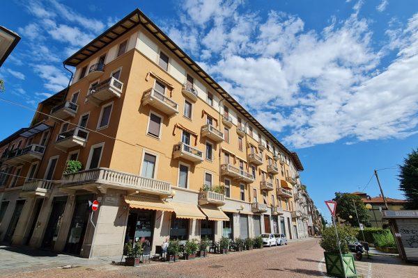 Biella - alloggio ultimo piano